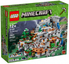 LEGO 21137 The Mountain Cave, slechts: € 279,99