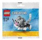 LEGO 30188 Schattig Katje (Polybag), slechts: ¬ 2,95