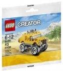 LEGO 30283 Off-Road Voertuig (Polybag), slechts: ¬ 3,95
