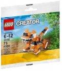 LEGO 30285 Tijger (Polybag), slechts: ¬ 3,95