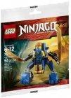 LEGO 30292 Jay Nano Mech (Polybag), slechts: ¬ 3,95
