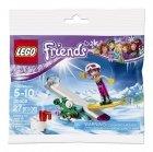 LEGO 30402 Snowboard Trucs (Polybag), slechts: € 1,99