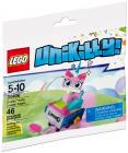 LEGO 30406 Unikitty Roller Coaster Wagon (Polybag), slechts: € 3,99
