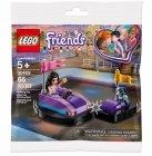 LEGO 30409 Emma's Botsauto (Polybag), slechts: € 3,39