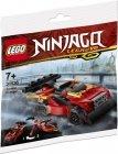 LEGO 30536 Combo Charger (polybag), slechts: € 3,99