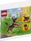 LEGO 30578 Duitse Herder (Polybag), slechts: € 3,99