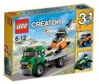LEGO 31043 Helikoptertransport