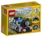 LEGO 31054 Blauwe Trein