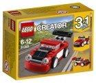 LEGO 31055 Rode Racewagen
