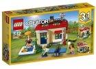 LEGO 31067 Modulaire Vakantie aan het Zwembad, slechts: € 24,99