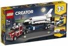 LEGO 31091 Spaceshuttle Transport, slechts: € 26,99