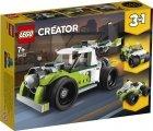 LEGO 31103 Raketwagen, slechts: € 18,74