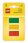 LEGO 3 Gummen Steen 2x4, slechts: € 3,99