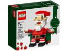 LEGO 40206 Kerstman, slechts: € 17,99