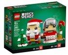 LEGO 40274 Kerstman en Kerstvrouw, slechts: € 24,99