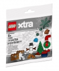 LEGO 40368 Kerst Accessoires (Polybag), slechts: € 5,99