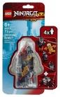 LEGO 40374 Gouden Zane Minifiguur Accessoireset, slechts: € 15,99