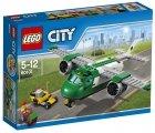 LEGO 60101 Vliegveld Vrachtvliegtuig