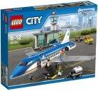 LEGO 60104 Vliegveld Passagiersterminal