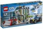 LEGO 60140 Bulldozer Inbraak