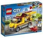 LEGO 60150 Pizza Bestelwagen