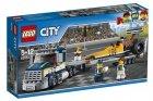 LEGO 60151 Dragster Transportvoertuig