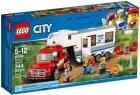LEGO 60182 Pick-uptruck en Caravan, slechts: € 29,99