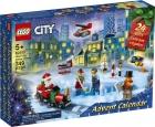 LEGO 60303 Adventskalender 2021 City, slechts: € 24,99