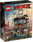 LEGO 70620 NINJAGO City, slechts: € 329,99