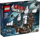 LEGO 70810 Metaalbaard's Zeekoe, slechts: € 499,99