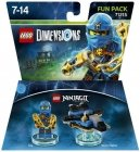 LEGO 71215 Fun Pack Jay, slechts: ¬ 16,95
