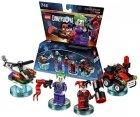 LEGO 71229 Team Pack Joker and Harley Quinn