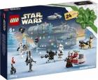 LEGO 75307 Adventskalender 2021 Star Wars, slechts: € 29,99