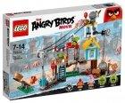 LEGO 75824 Pig City Teardown