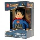 LEGO Alarmklok Superman, slechts: € 39,99