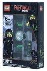 LEGO Kinderhorloge The Ninjago Movie - Lloyd, slechts: € 23,99