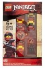 LEGO Kinderhorloge Minifiguur Link Ninjago Drakenmeester Kai, slechts: € 23,99