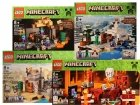 LEGO Minecraft Microworld 4-PACK