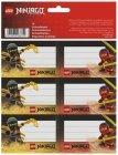 LEGO Ninjago Etiketten Lloyd en Kai, slechts: € 1,99