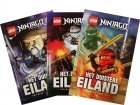 LEGO Ninjago Het Duistere Eiland Trilogie Collection, slechts: € 14,99