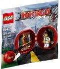 LEGO 5004916 Ninjago Kai's Dojo Pod (Polybag), slechts: € 6,50