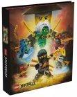 LEGO Ninjago Ordner 4 Ninja's, slechts: € 6,99