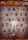 LEGO Poster Star Wars Minifiguren 2015 GRATIS