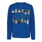 LEGO T-Shirt City DONKERBLAUW (CM-51126 - Maat 104), slechts: € 14,99