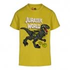 LEGO T-Shirt Jurassic World LIMEGROEN (CM-51342 - Maat 140), slechts: € 12,99