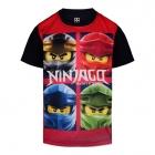 LEGO T-Shirt Ninjago ROOD (CM-51321 - Maat 134), slechts: € 14,99