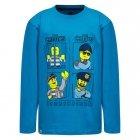LEGO T-shirt BLAUW (M-72213 Maat 110), slechts: € 14,99