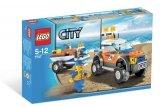LEGO 7737 Kustwacht 4x4 en Waterscooter