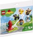 DUPLO 30328 Mijn Stad Redding Surprise (Polybag)