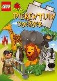DUPLO Doe-Boek Dierentuin